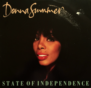 "Donna Summer - State Of Independence (12"") (VG+/G+)"